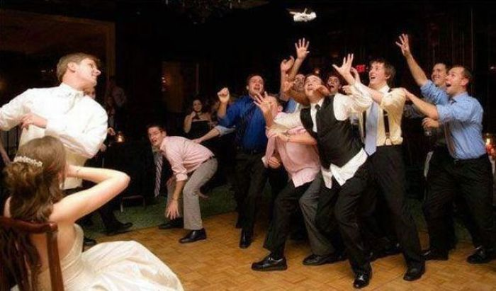 Funny Wedding Pictures (37 pics)