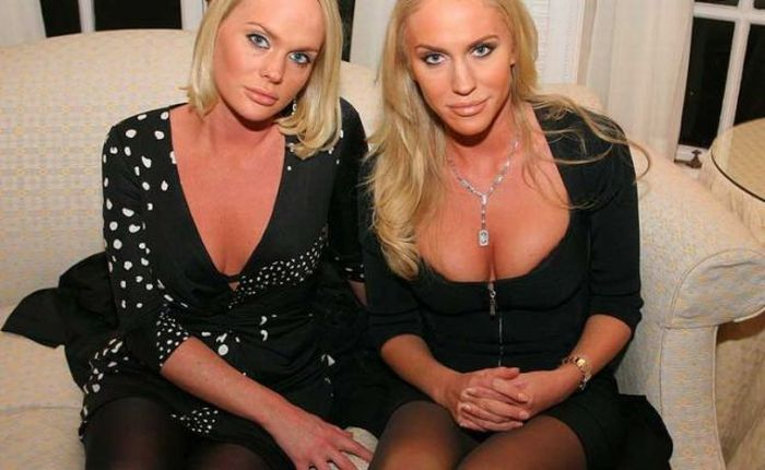 The Most Attractive Heiresses (41 pics)