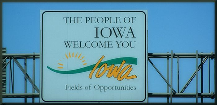 Welcome Signs From Different States (50 pics)