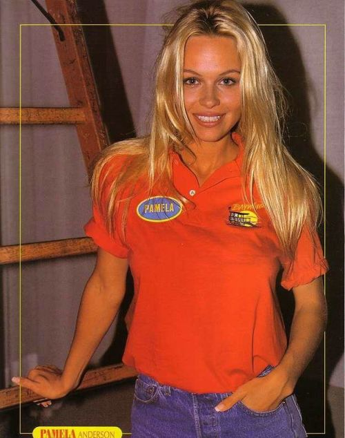 Young Pamela Anderson  67 pics Early Pamela Anderson