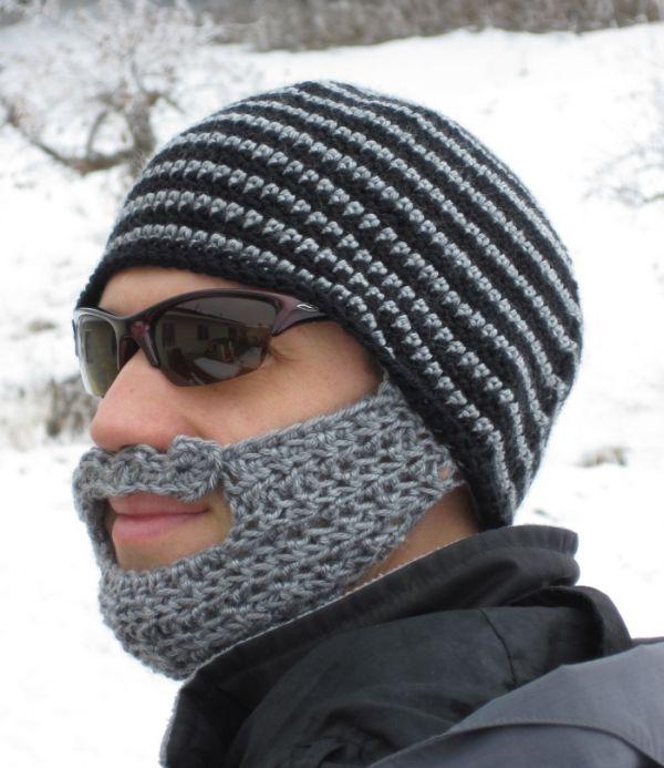 Bearded Beanie (30 pics)