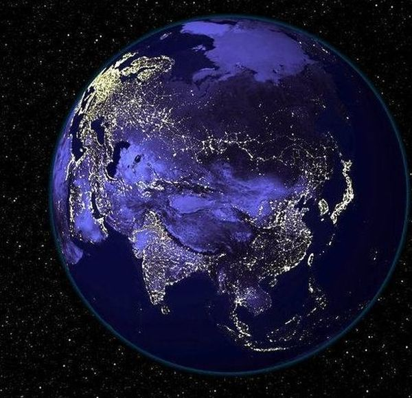 Our Planet at Night (6 pics)
