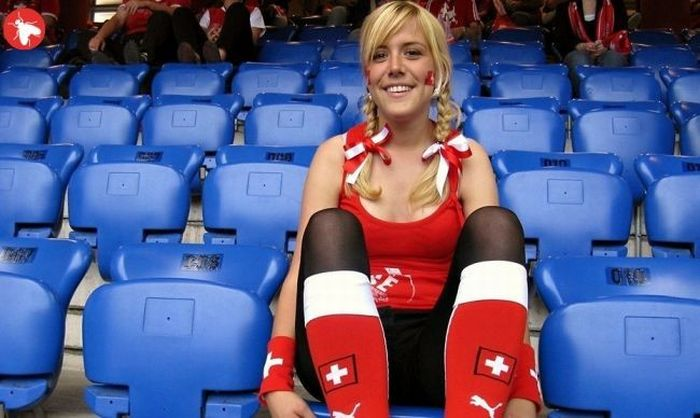 Sexy World Cup Fans 104 Pics-9805