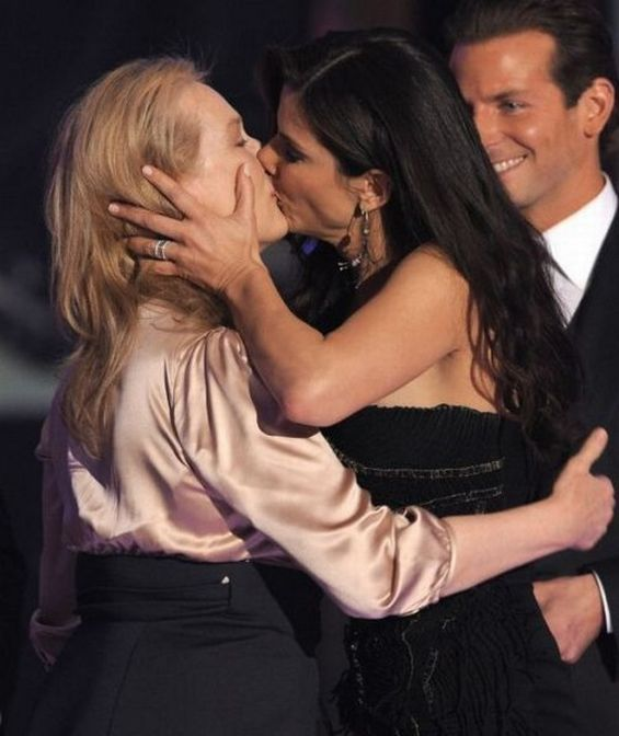 Los besos más famosos entre mujeres