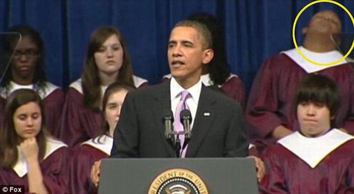 Very Boring President Obama (7 pics + video)
