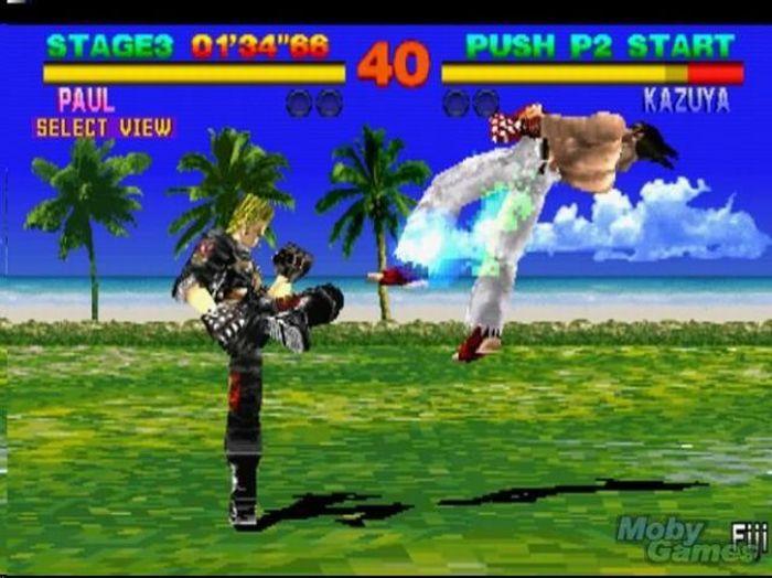 Video Games Evolution. 1993 - 2008 (77 pics)