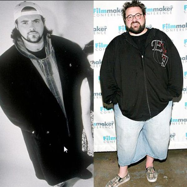 Celebrities Who Gaines Some Extra Weight (21 pics)