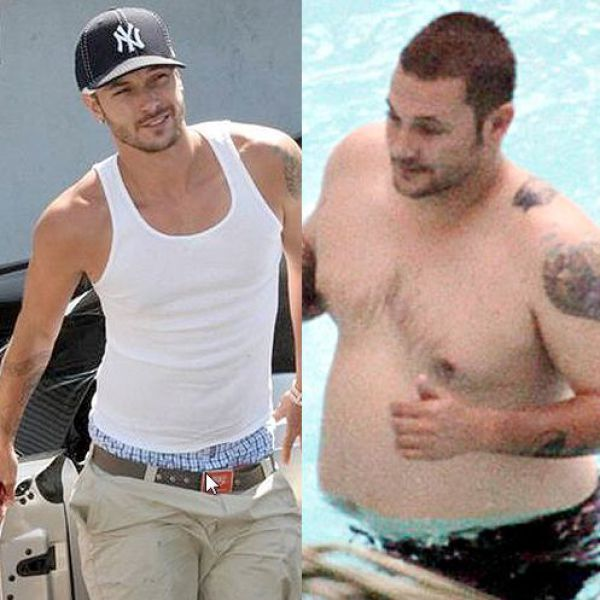 Celebrities Who Gained Some Extra Weight (21 pics)