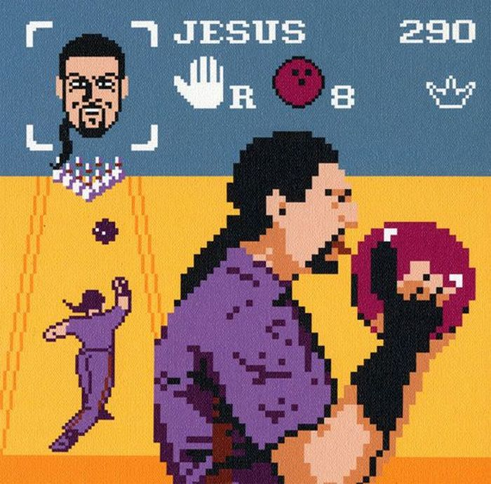 Great 8-bit illustrations by Jude Buffum (11 pics)
