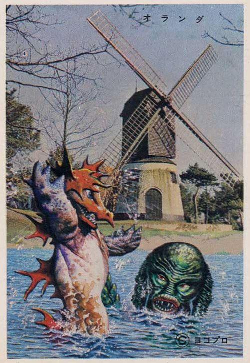 Pachimon Postcards (18 pics)