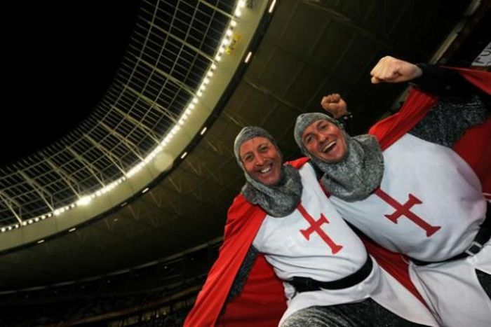 Crazy Costumes of World Cup Fans (45 pics)