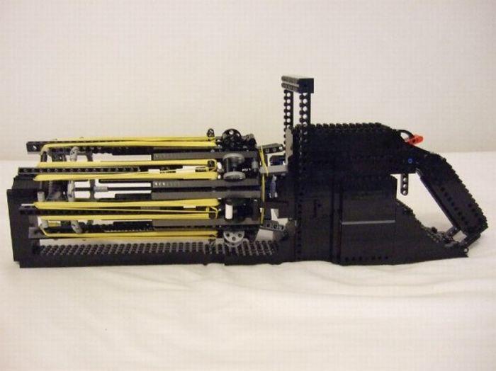 Lego Guns 30 Pics