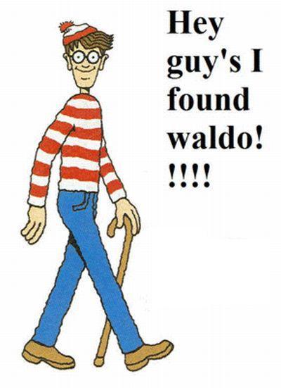 Waldo (1 pic)