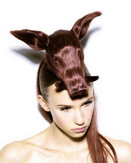 Super Crazy Hairstyles 29 Pics Hairstyles For Men Maxibearus