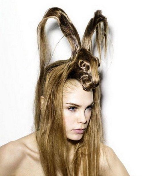 Crazy Hairstyles (29 pics)