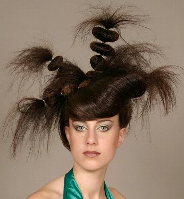 Crazy hairstyles can be just anthing you want them to be crazyhairstyles urmus Gallery