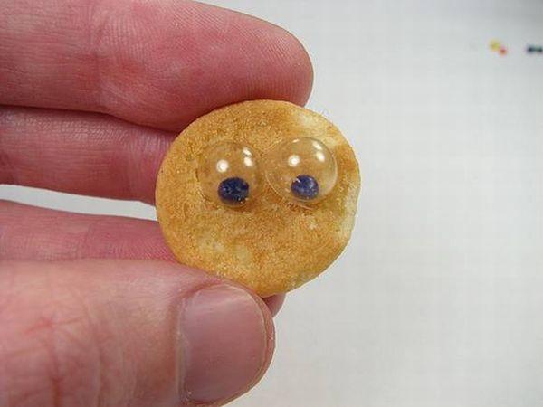 Edible Googly Eyes (10 pics)
