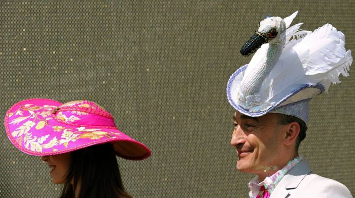 The Hats of Racing at Royal Ascot (15 pics)