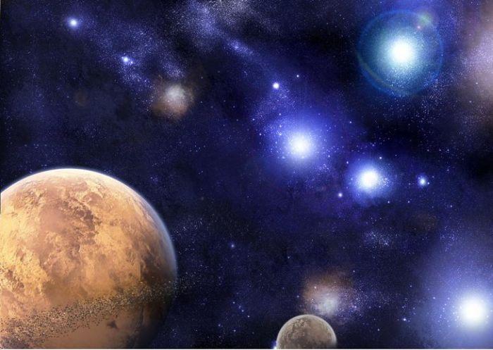 Beautiful Space Art (64 pics)