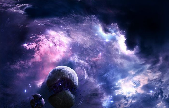 Beautiful Space Art (64 pics)