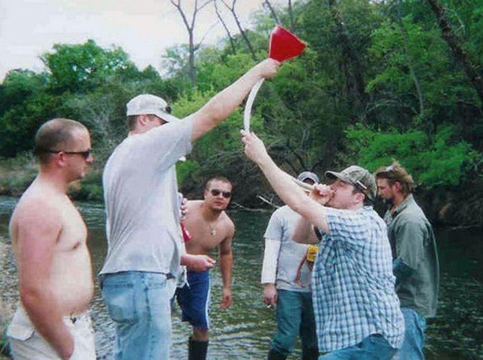 Beer Bong Dads (20 pics)