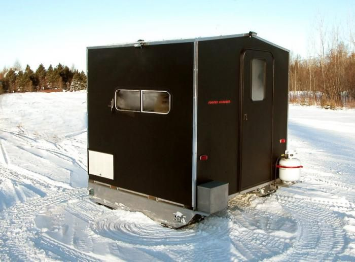 Ice fishing house for Ice fish house manufacturers