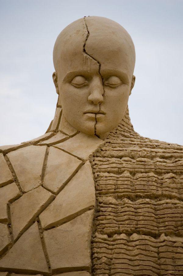 Sand Sculptures. Part II (57 pics)