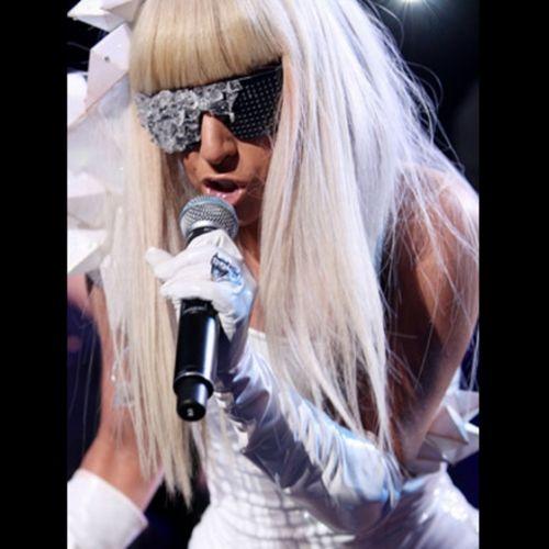 Celebrities in the Wackiest Eye Accessories (15 pics)