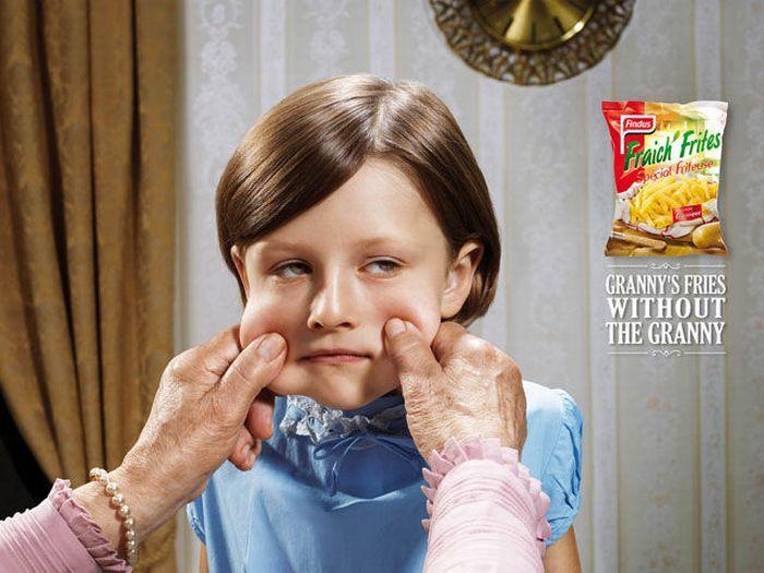 Disturbing Ads (72 pics)