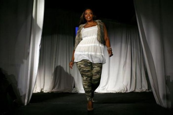 Full Figured Fashion Week in New York (13 pics)