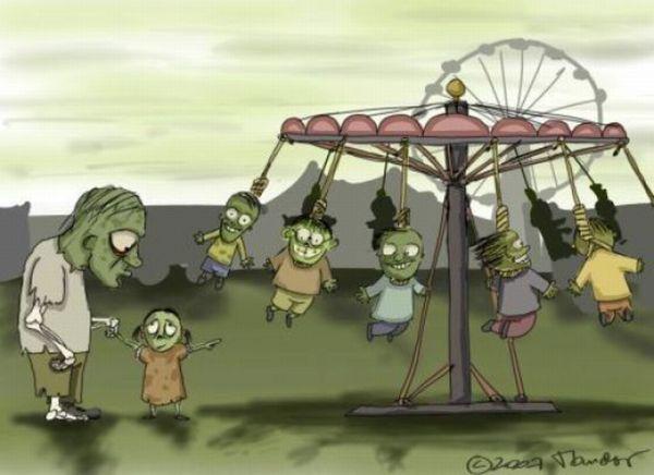 Funny Drawings (73 pics)