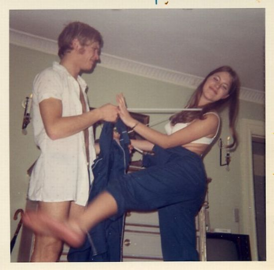 Student Parties in the 60s (30 pics)