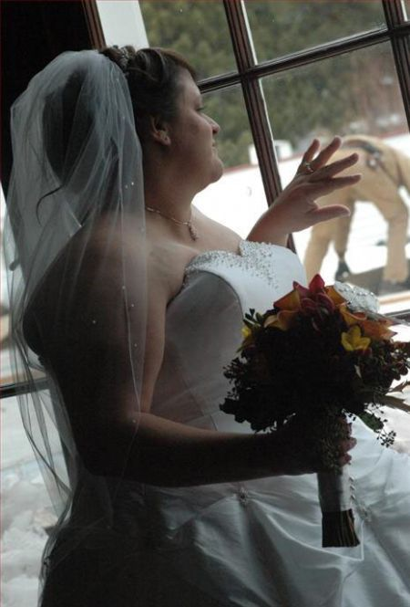 Ruined Wedding Photos (25 pics)