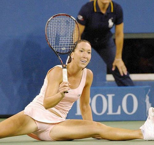 фото засветы в тенисе