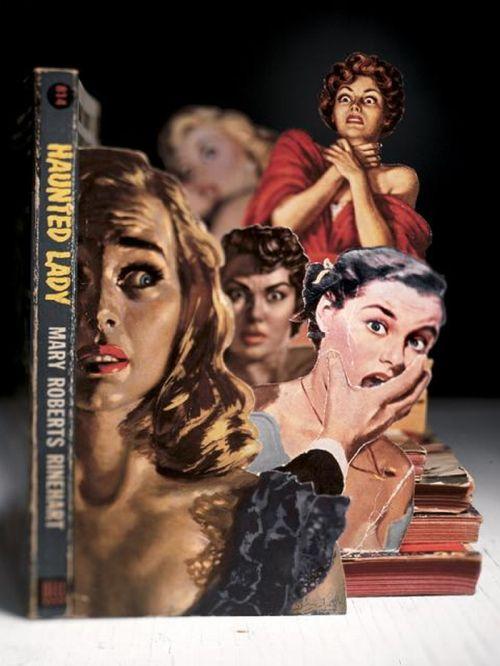 Book Art (43 pics)
