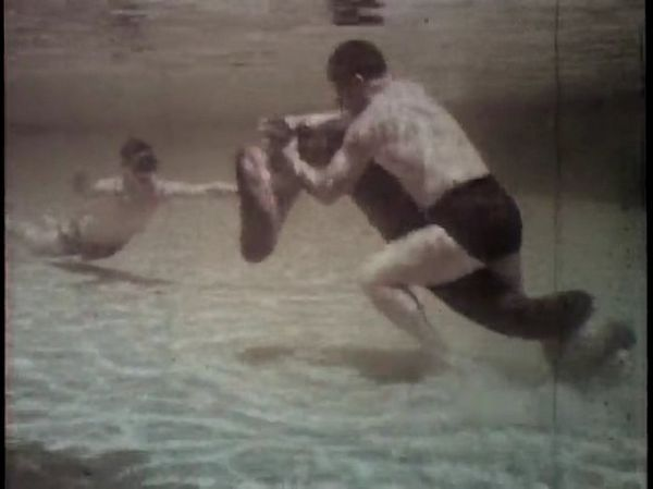 Underwater Wrestling with a 20-ft Anaconda (19 pics + video)