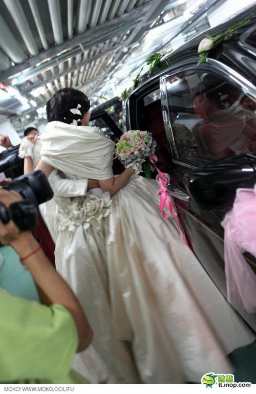 Wedding of a Rich Family in China (20 pics)