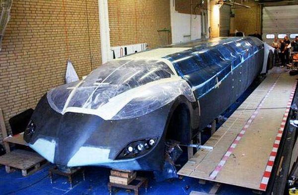 Homemade Batmobile Remakes (17 pics)