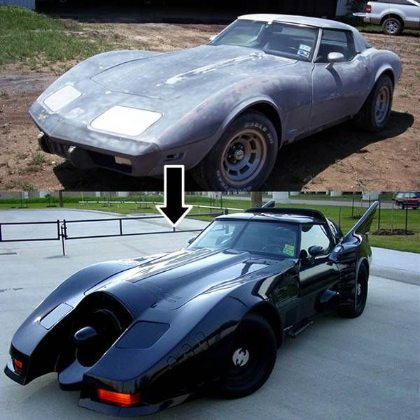 Homemade Batmobile Remakes (17 pics)