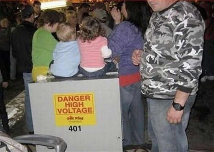 Safety First. Part 2 (44 pics)