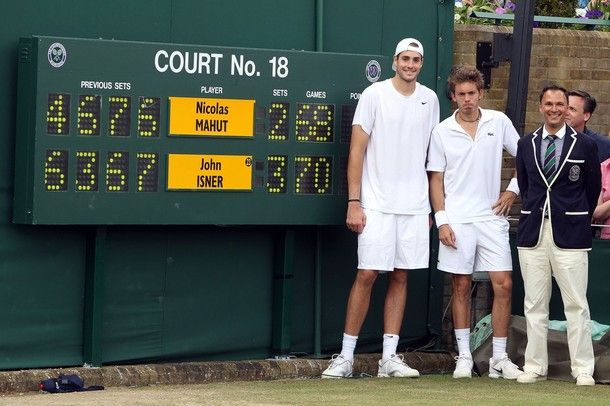 The Longest Tennis Match Ever (36 pics)