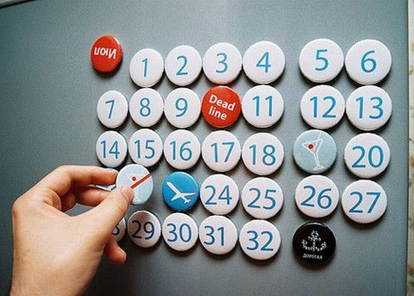 Very Creative and Very Unusual Calendar Designs (61 pics)