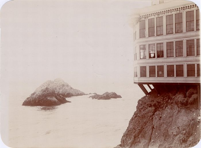 Famous Cliff House of San Francisco (26 pics)
