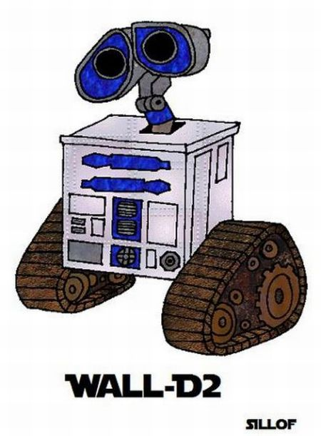 Pixar Star Wars (12 pics)
