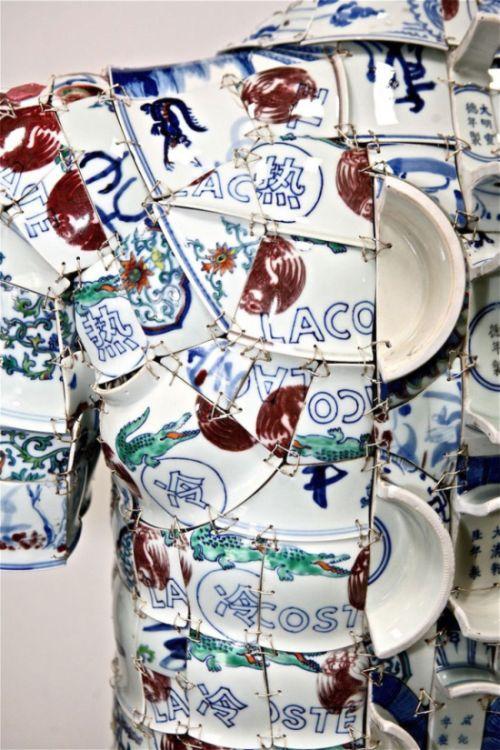 Porcelain Clothes (8 pics)