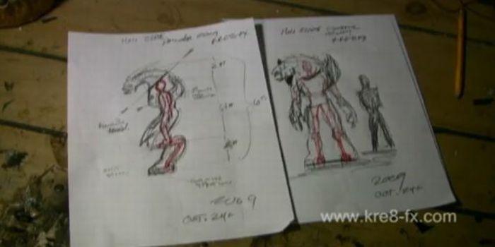 Animatronic Halo Elite Suit (31 pics)