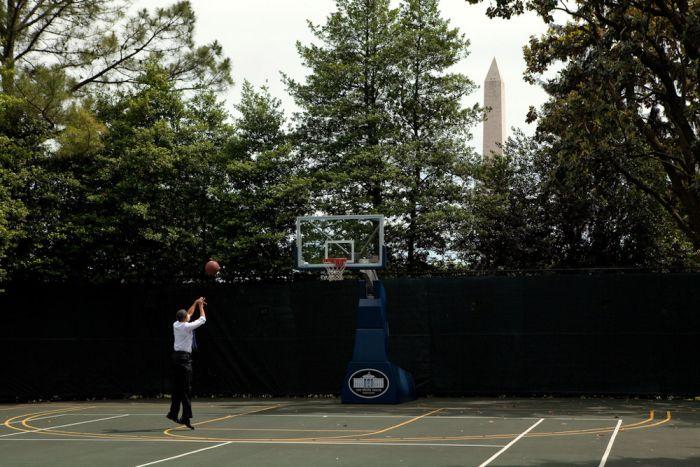 President Obama. Life inPhotos (25 pics)