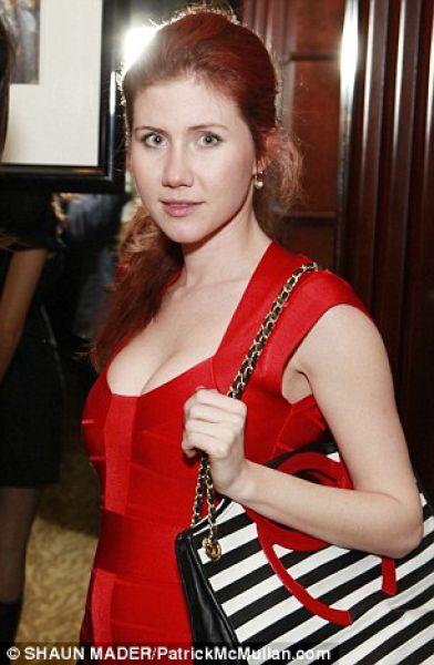 Anna Chapman. A Very Cute Russian Spy (18 pics)