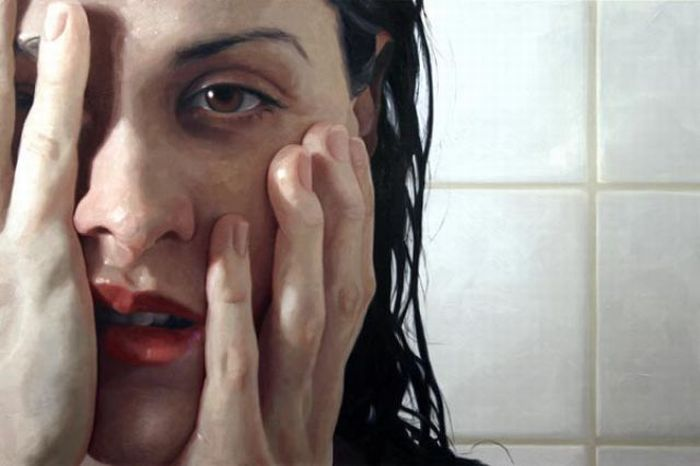 Hyper Realistic Paintings (21 pics)
