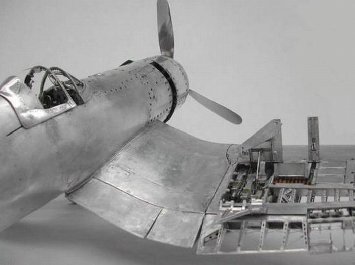 Model Making with Attention to Details (39 pics)